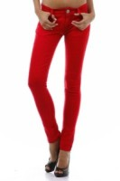 Ghoulia Yelps Red Jeans