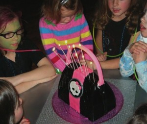 Monster High Cake 5